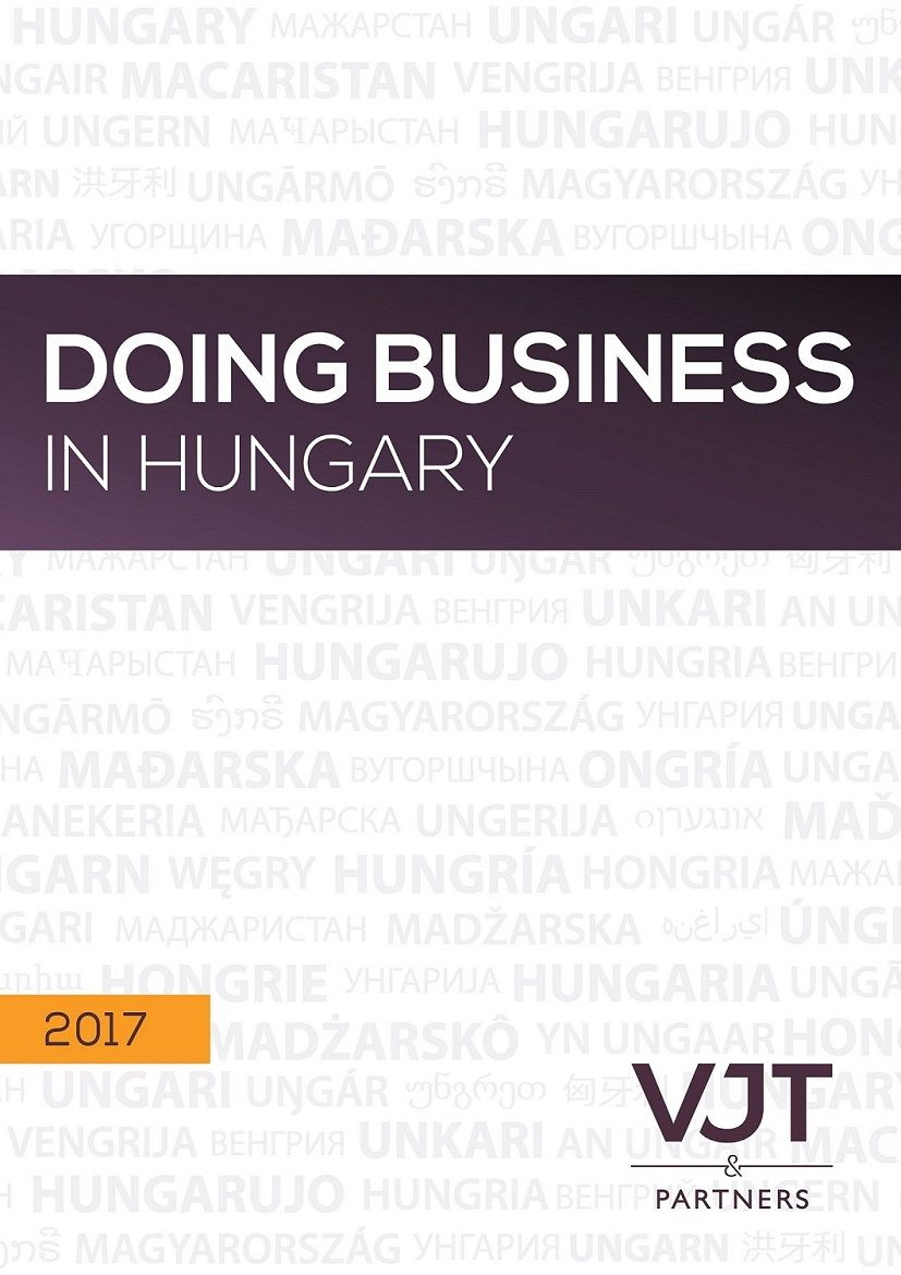 Doing Business in Hungary 2017