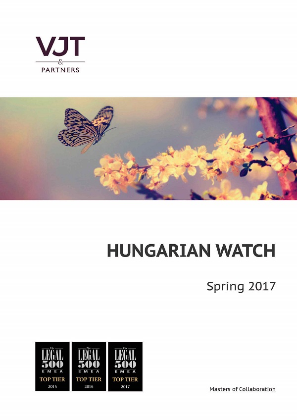 Hungarian Watch Spring 2017
