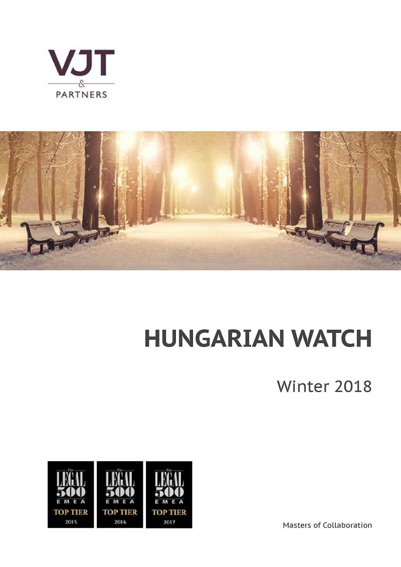 Hungarian Watch Winter 2018